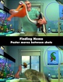 A mistake in finding nemo - pixar photo