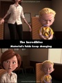 A mistake in the incredibles - pixar photo
