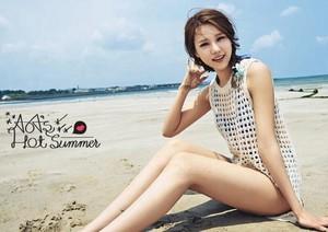 AOA's HOT Summer Teaser Hyejeong