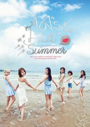 AOA's HOT Summer Teaser