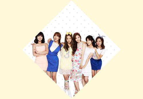 Korea Girls Group A Pink wallpaper entitled APINK SHOWTIME