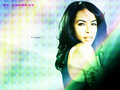aaliyah - Aaliyah by LordTay wallpaper