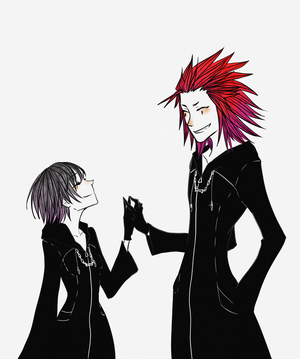 AkuShi | Kingdom Hearts