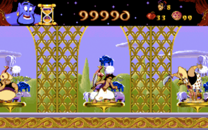 Aladdin Video Game