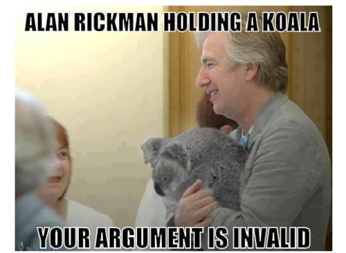 Alan Rickman karatasi la kupamba ukuta probably with a koala entitled Alan