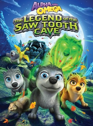 Alpha and Omega 4 DVD cover