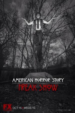 American Horror Story Freakshow प्रशंसक Art