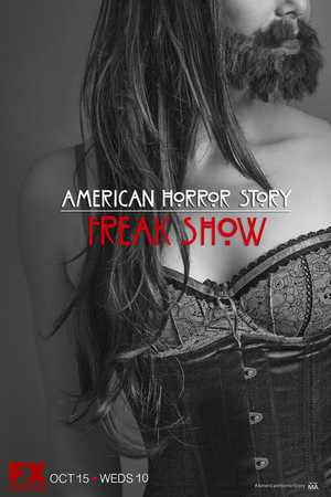 American Horror Story Freakshow fan Art