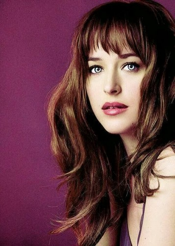 Fifty Shades of Grey wallpaper possibly with a portrait entitled Anastasia Steele