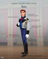 Anatomy of a Disney Character's Style: Hans
