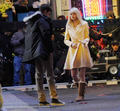 Andrew ガーフィールド and Emma Stone in The Amazing Spider-Man 2