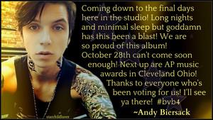 Andy Biersack