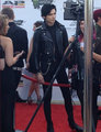Andy Biersack at the Alternative Press Music Awards 2014 - andy-sixx photo