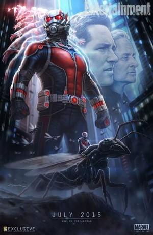 Ant-Man Comic-Con International Poster