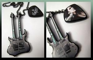Aoi inspired pendant