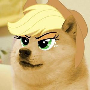 appeldrank, applejack Doge