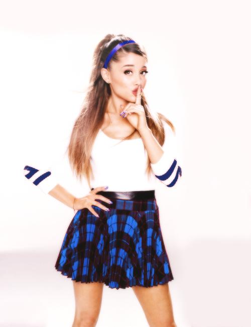 "Ariana Grande for ""Seventeen Magazine"" 2014"