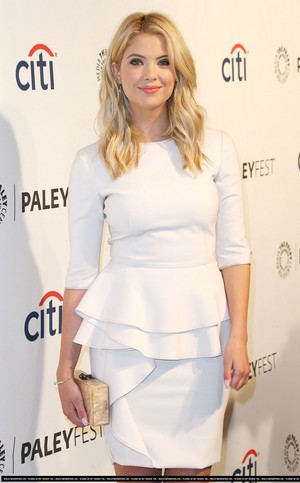 "Ashley @ ""Pretty Little Liars"" PaleyFest 2014 - March 16th"