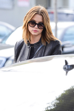 Ashley out in LA - January 31st