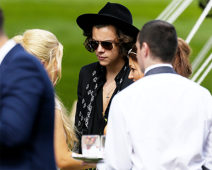 At Jay's (Louis' Mom) Wedding 7/20 x