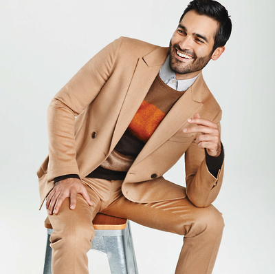 Tyler Hoechlin karatasi la kupamba ukuta containing a well dressed person and a business suit titled August Man Malaysia August 2014