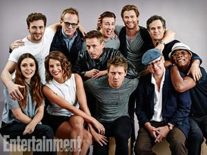 Avengers: Age Of Ultron - ComicCon's Star Portrait