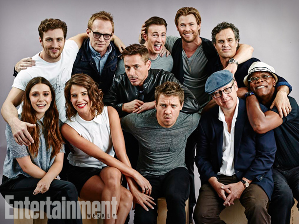 Avenger Age of Ultron Cast List Avengers Age of Ultron Cast