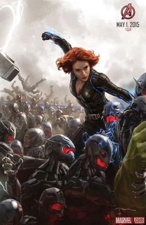 Avengers - Comic Con Poster