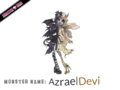 Azrael Devil - monster-high fan art
