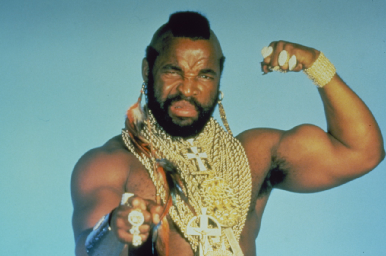 how tall is ba baracus