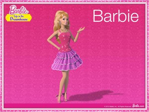 búp bê barbie Life In The Dream House Set