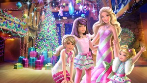 Barbie and her sisters