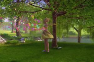 "बार्बी and the Secret Door-""If I had Magic"" संगीत Video Snapshots"