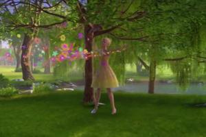 """芭比娃娃 and the Secret Door-""""If I had Magic"""" 音乐 Video Snapshots"""