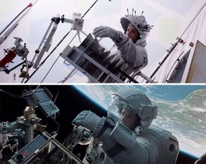 Behind the Scenes | Gravity