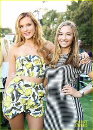 Bella Thorne at Just Jared Summer Fiesta 2014