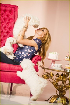 Bella Thorne's Candie's Fall 2014 Collection x