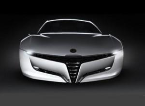 Bertone Alfa Romeo Pandion (Front)