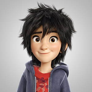 Big Hero 6 Hintergrund called Big Hero 6 - Hiro Hamada
