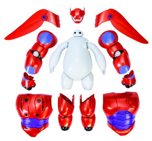 Big Hero 6 Merchandise