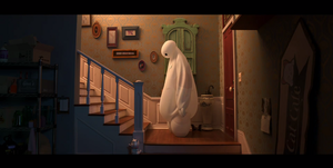 Big Hero 6 - Trailer Screencaps [HD]