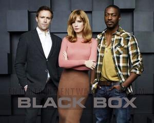 Black Box kertas dinding
