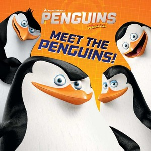 Book Cover - Meet the Penguins!