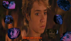 Boys can cry too