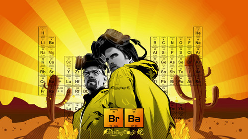 Breaking Bad wallpaper possibly containing anime titled Breaking Bad