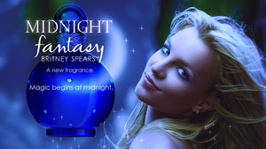 Britney Spears Midnight ファンタジー