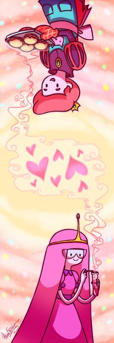 Bubblegum & Gumball
