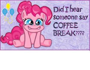 Caffeinated Pinkie