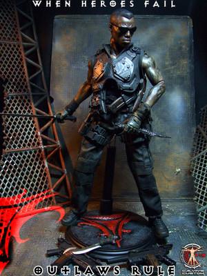 Calvin's Custom One Sixth Marvel Outlaws Blade