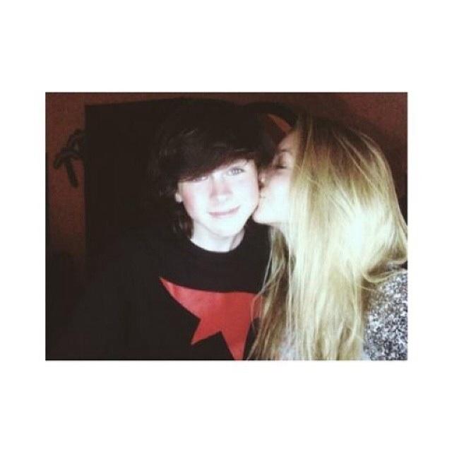 Chandler and Hana <3